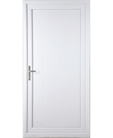 Flat Panel uPVC Door (home use)