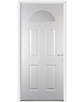 Gloucester FD30s Fire Door in White