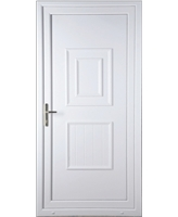 Luton Solid uPVC Door