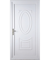 Middlesbrough Solid uPVC Door