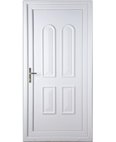 Northampton Solid uPVC Door