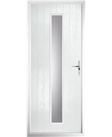 The Coventry Composite Door in White
