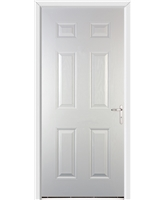 Warwick FD30 Fire Door in White