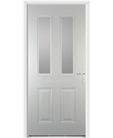 Windsor FD30s Fire Door in White