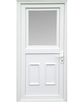 uPVC High Security Stable Door (Turn)