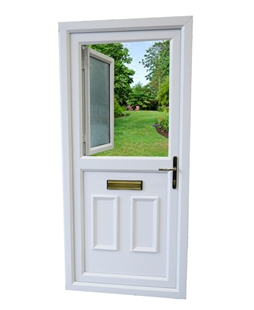 uPVC Stable Door (Turn)
